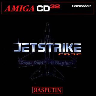 Screenshot Thumbnail / Media File 1 for Jetstrike (1995)(Rasputin)[!]
